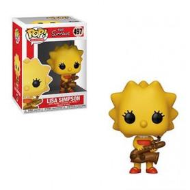Funko POP TV Simpsons Figurine Lisa