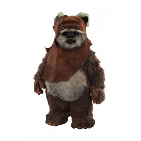 Hot Toys Movie Masterpiece Star Wars Episode VI - Ewok Wicket -15cm