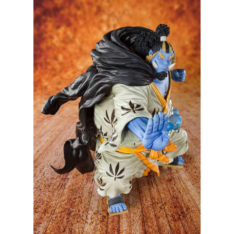 Bandai/Tamashii - SHF 0 - FIGUARTS - ONE PIECE - KNIGHT OF THE SEA JINBE - 19cm