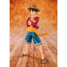 Bandai/Tamashii - SHF 0 - FIGUARTS - ONE PIECE - STRAW HAT LUFFY - 14cm