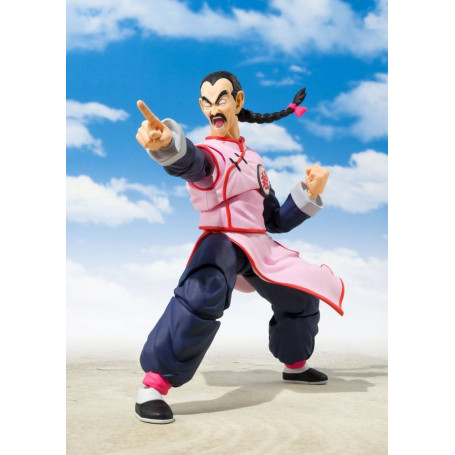 Bandai - Dragon Ball - SH Figuarts - S.H.F - TAO PAI PAI - Tamashii Web Exclusive - 15 cm