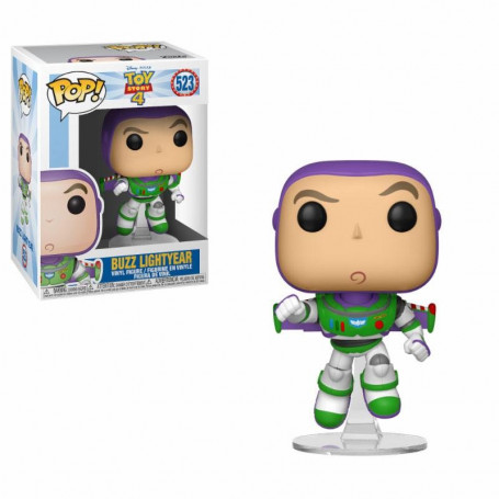 Funko POP! 523 - Toy Story 4 - Buzz Lightyear - 9cm