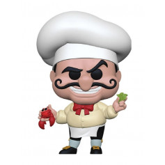 Funko POP! - La Petite Sirene - Chef Louis - 9cm