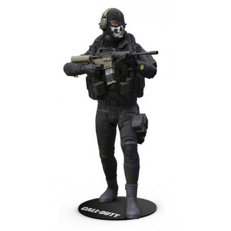 Mcfarlane - Call of Duty - figurine - Simon 'Ghost' Riley incl. DLC - 15 cm