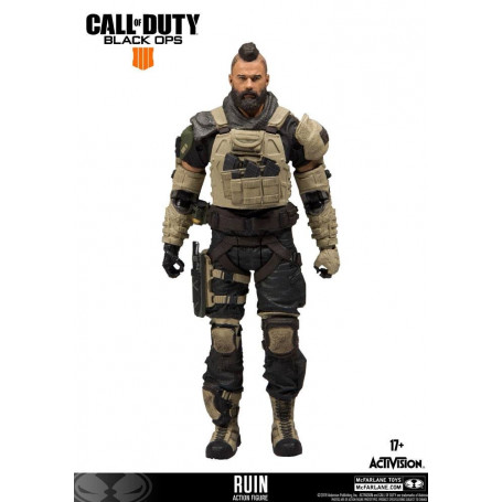 Mcfarlane - Call of Duty - figurine - Ruin incl. DLC - 15 cm