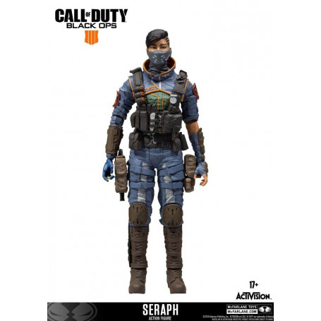 Mcfarlane - Call of Duty - figurine - Seraph incl. DLC - 15 cm