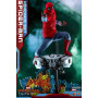 Hot Toys Spiderman Homecoming figurine 1/6 Spider-Man Homemade Suit - 29cm