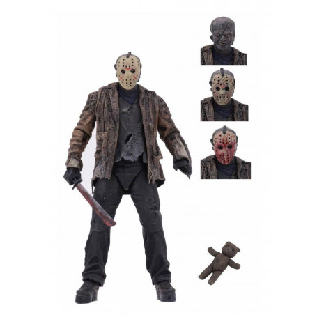 Neca Freddy Vs Jason Ultimate - Jason Vorhees Friday the 13th