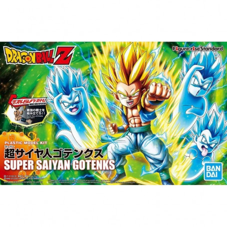 Bandai FIGURE-RISE DRAGON BALL Gotenks Model Kit