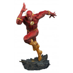 Sideshow - DC Comics - Flash - Premium Format Statue 1/4 - 43cm