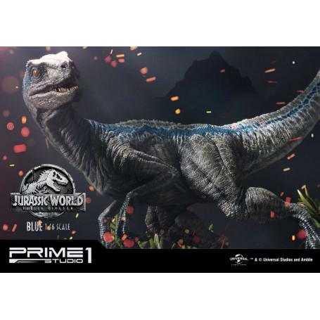 Prime One Studio Jurassic World : Fallen Kingdom 1/6 scale Blue statue Exclusive