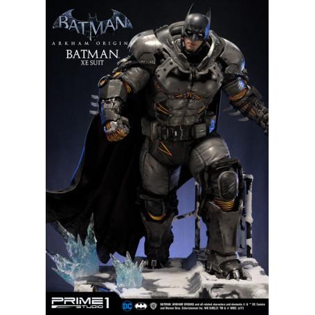 Prime One Studio Statue Batman in XE Suit Cold Heart Exclusive