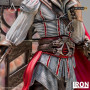 Iron Studio - Assassin's Creed II - 1/10 Art Scale Deluxe Ezio Auditore - 31 cm