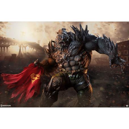 Sideshow - DC Comics - Doomsday (vs Superman) - 67cm