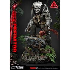 Prime One Studios - Big Game Cover Art Predator Exclusive -72cm