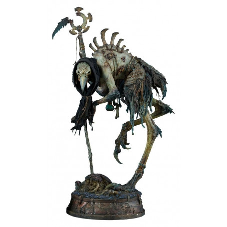 Sideshow Court of the Dead - Premium Format - Poxxil the Scourge - 64 cm