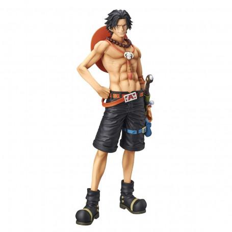One Piece Grandista The Grandline Men - Portgas D. Ace - 28 cm