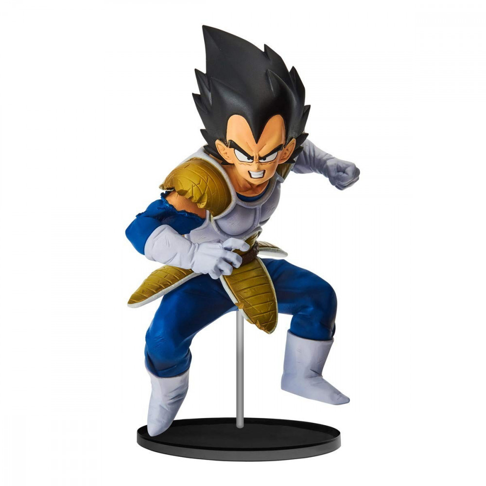 Banpresto Dragon Ball Z Vegeta Saiyan Armor World Figure Colosseum Bwfc Ebay From his black spiky hair to his signature blue & white armor, there's really no mistaking vegeta. details about banpresto dragon ball z vegeta saiyan armor world figure colosseum bwfc