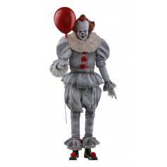 Hot Toys - CA - IT - IL est revenu - figurine 1/6 Pennywise - 32cm