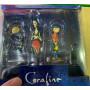 Neca 4-Pack Coraline Version C