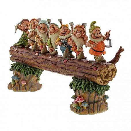 Disney Tradition Blanche Neige Nain Joyeux