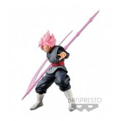Banpresto Dragon Ball Super - Goku Black Super Saiyan Rosé - World Figure Colosseum - BWFC