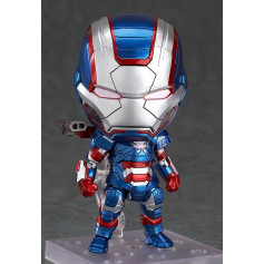 Good Smile Company - Nendoroid Iron Patriot: Hero's Edition - 10cm