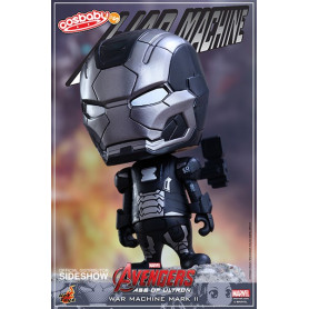 Hot Toys Avengers: Age of Ultron - Cosbaby Serie 2 - War Machine Mark II - 8cm