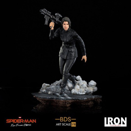 Iron Studios Marvel - Spider-Man Far From Home - Maria Hill - BDS Art Scale 1/10 - 25cm
