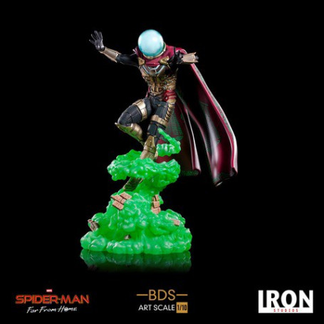 Iron Studios Marvel - Spider-Man Far From Home - Mysterio - BDS Art Scale 1/10 - 25cm