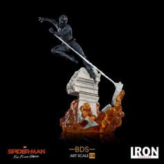 Iron Studios Marvel - Spider-Man Far From Home - Night Monkey - BDS Art Scale 1/10 - 25cm