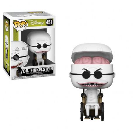 Funko POP! 451 - Disney - L'Etrange Noel de Mr. Jack - Dr.Finkelstein