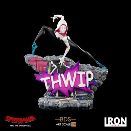 Iron Studios Marvel - Spider-Man Into the Spider-verse - Spider Gwen - BDS Art Scale 1/10 - 25cm