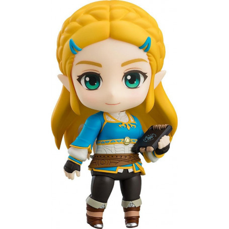 Good smile company The Legend of Zelda - Breath of the Wild - Nendoroid Zelda et son cheval - 10cm