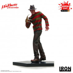 Iron Studio - Horror Series - A Nightmare On Elm Street - Freddy Krueger -BDS Art Scale - 1/10 - 19cm