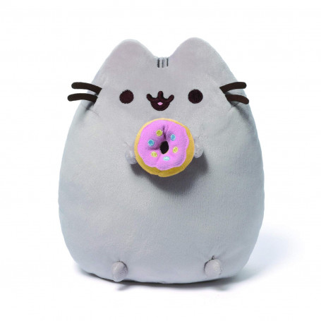Peluche PUSHEEN CAT - Donut - 24cm