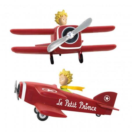 Enesco - Le Petit Prince en avion -18cm
