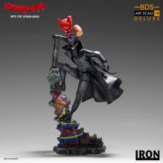 Iron Studios Marvel - Spider-Man Into the Spider-verse - Spiderman Noir & Spider Ham - BDS Art Scale 1/10 - 25cm