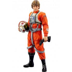 Kotobukiya Star Wars - ArtFx+ Statue Luke Skywalker X-Wing Pilot - 17 cm