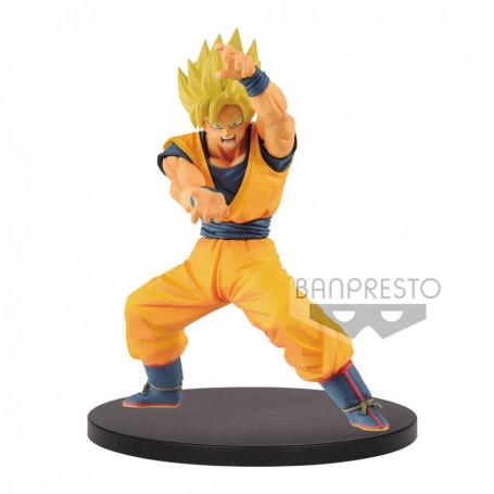 Banpresto Dragon Ball Super - CHOSENSHIRETSUDEN SON GOKU - 16cm