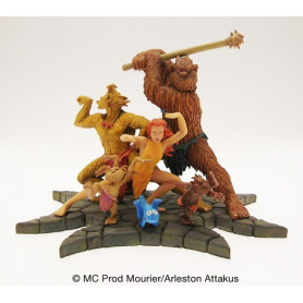 Attakus - Coffret Collector - Troll de Troy - 16cm