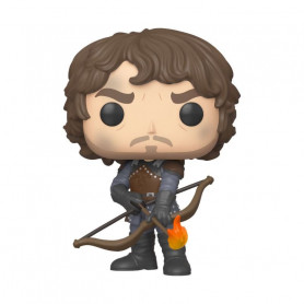 Funko POP! Game of Thrones Theon w/Flamming Arrows - 9 cm