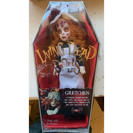 Mezco Living Dead Doll - OCCASION - Gretchen - Serie 25