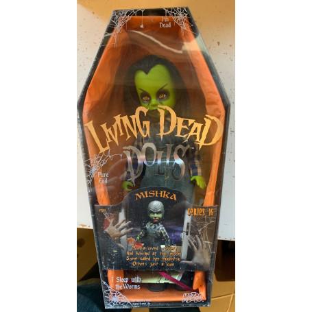 Mezco Living Dead Doll - OCCASION - Mishka - Serie 16