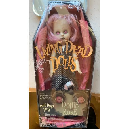Mezco Living Dead Doll - OCCASION - Dottie Rose - Serie 6