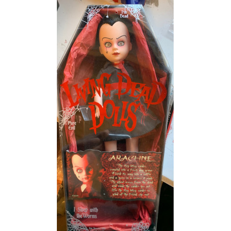 Mezco Living Dead Doll - OCCASION - Arachne - Serie 10