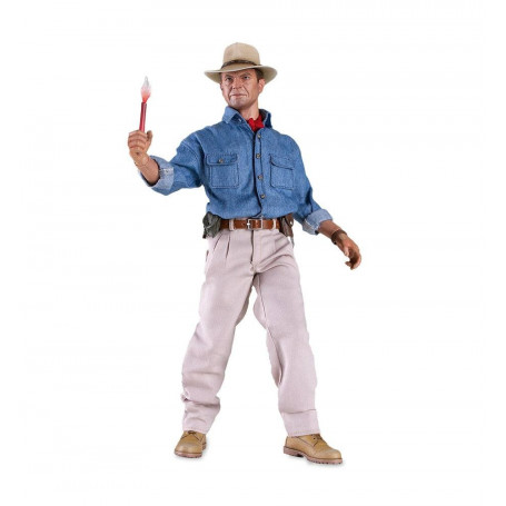 Chronicle Collectibles - Jurassic Park figurine 1/6 Dr. Alan Grant - 30cm