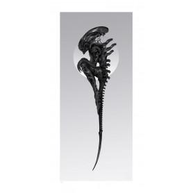 Sideshow - Alien Impression Art Print - Perfect Specimen by Nekro - 81 x 41 cm - non encadrée