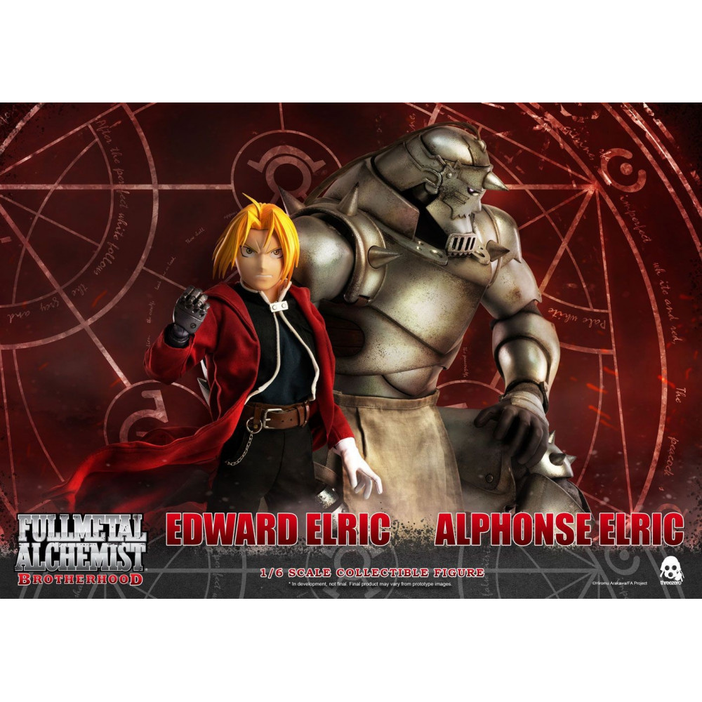 Peluche Fullmetal Alchemist 35 cm Alphonse Elric Edward Brother