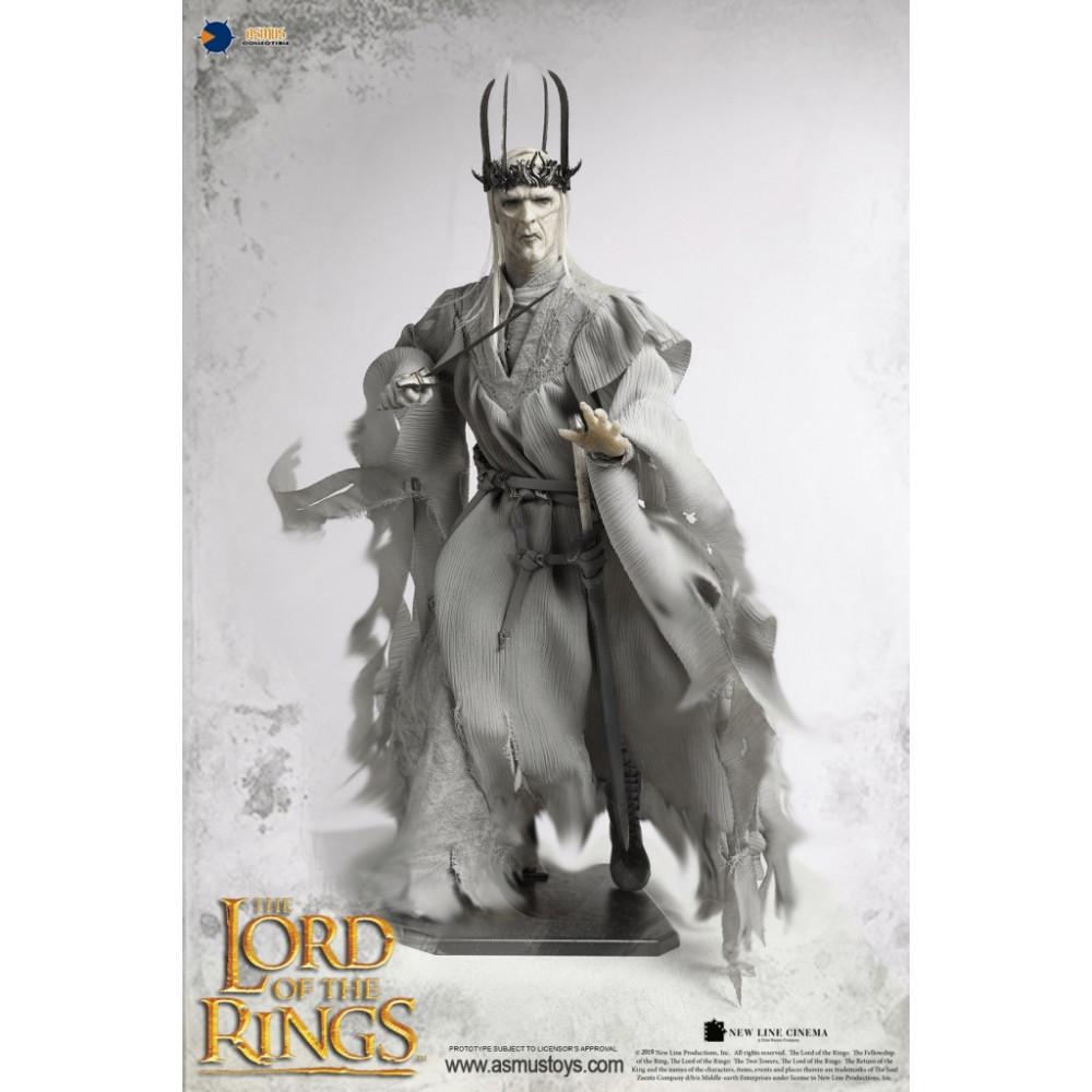 30cm TWILIGHT WITCH KING Asmus Toys figurine 1//6 Le Seigneur des Anneaux